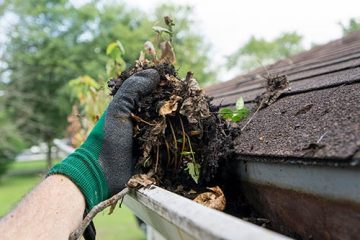 Gutter Care, Maintenance, and Cleaning Tips